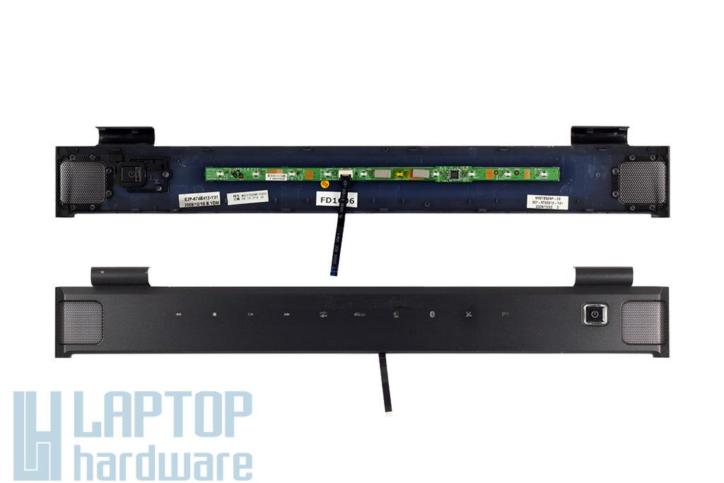 MSI VR630X laptophoz használt bekapcsoló gomb fedél (307-672E213-Y31)