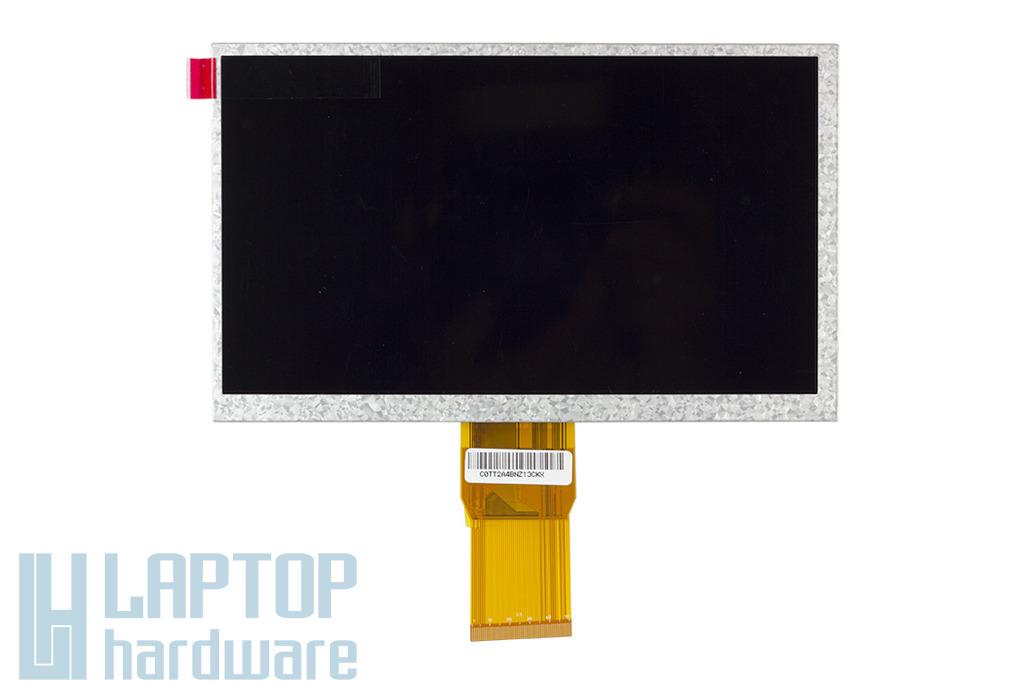 MyAudio7 7 inch gyári új fényes tablet kijelző, 7300101466, E231732