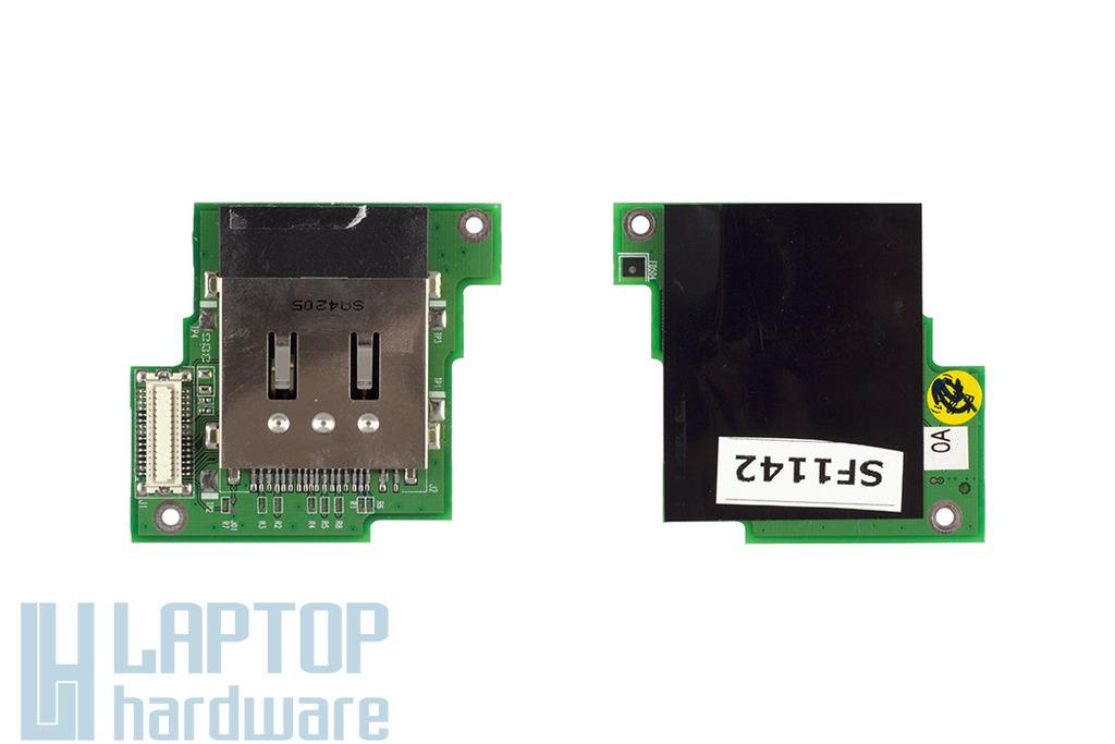 NEC I-Select M4610 laptophoz használt SD kártya olvasó panel (PWA-8050)
