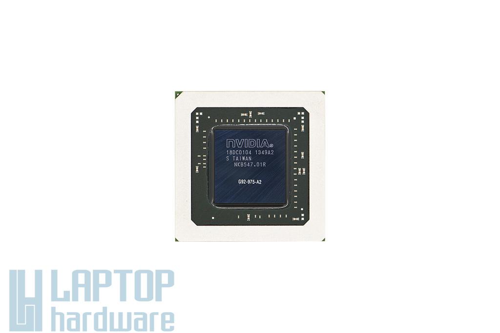 NVIDIA GPU, BGA Video Chip G92-975-A2 csere, videokártya javítás 1 év jótállással