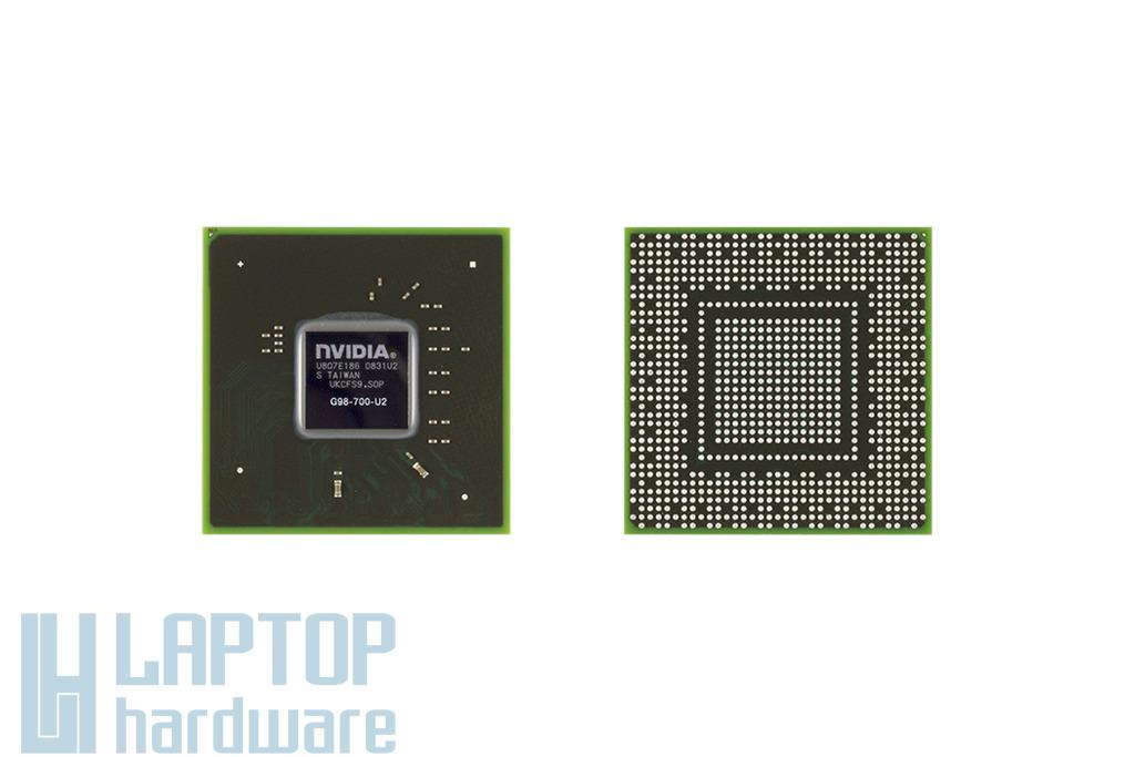 NVIDIA GPU, BGA Video Chip G98-700-U2 csere, videokártya javítás 1 év jótálással