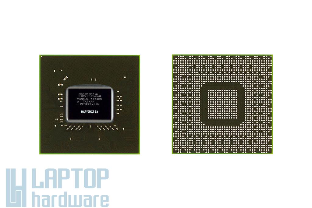 NVIDIA GPU, BGA Video Chip MCP79MXT-B3 csere, videokártya javítás 1 év jótálással