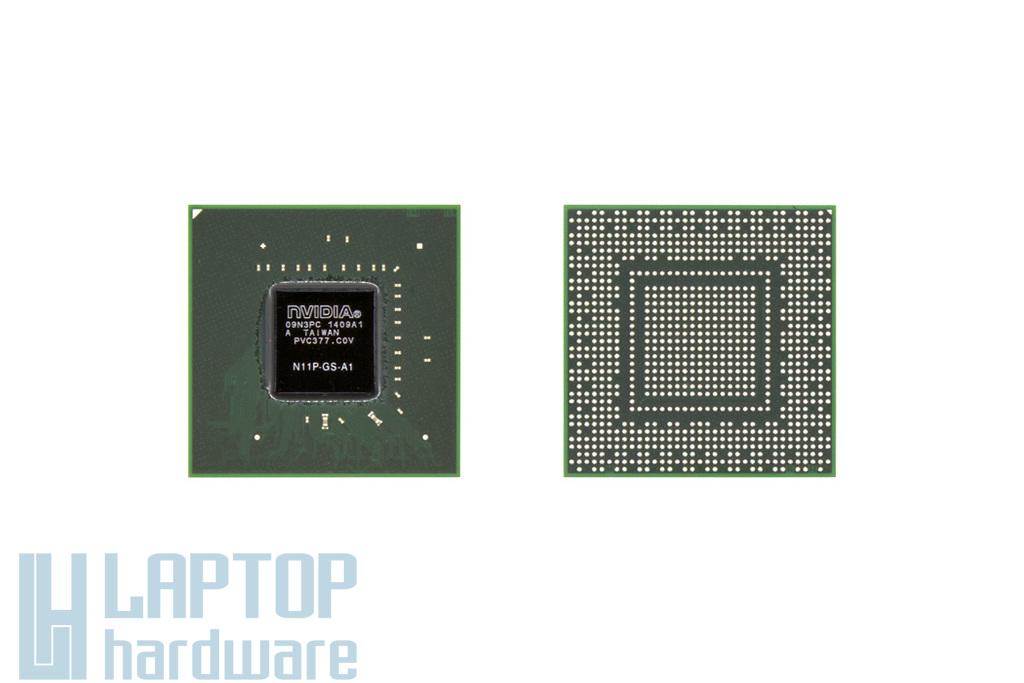 NVIDIA GPU, BGA Video Chip N11P-GS-A1, 128-bit csere, videokártya javítás 1 év jótálással