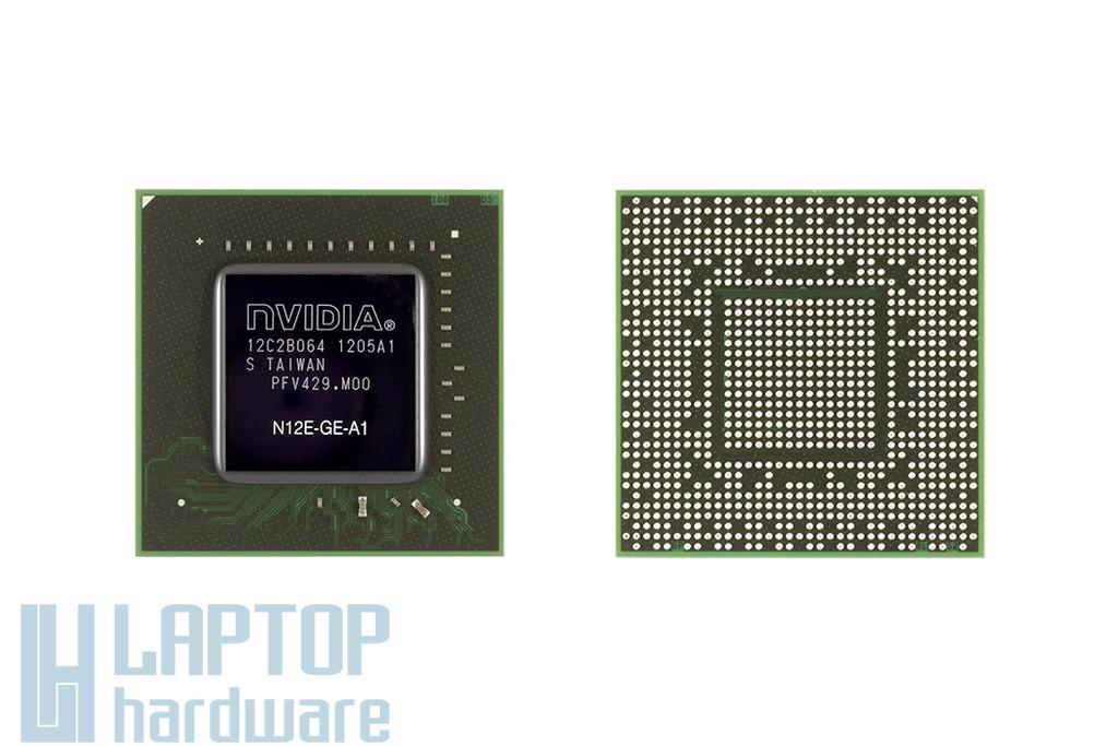 NVIDIA GPU, BGA Video Chip N12E-GE-A1 csere, videokártya javítás 1 év jótálással