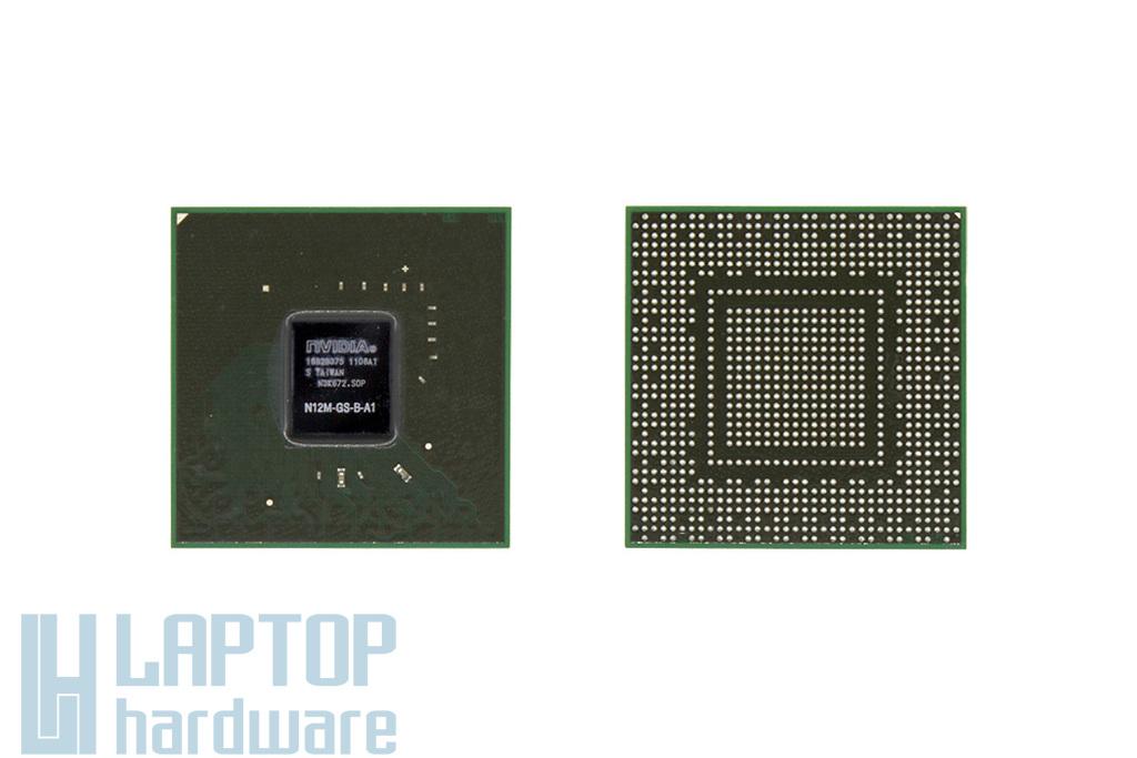 NVIDIA GPU, BGA Video Chip N12M-GS-B-A1 csere, videokártya javítás 1 év jótálással