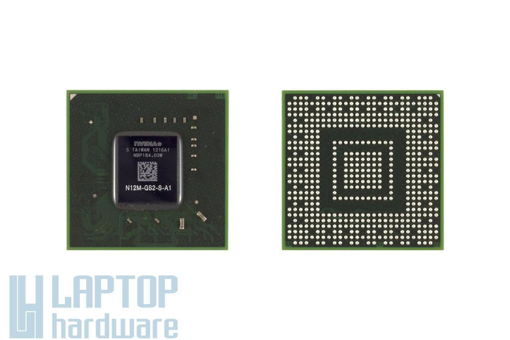 NVIDIA GPU, BGA Video Chip N12M-GS2-S-A1 csere, videokártya javítás 1 év jótálással