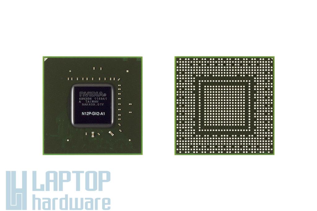 NVIDIA GPU, BGA Video Chip N12P-GV2-A1 csere, videokártya javítás 1 év jótálással