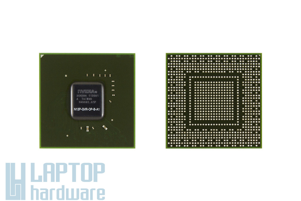 NVIDIA GPU, BGA Video Chip N12P-GVR-OP-B-A1 csere, videokártya javítás 1 év jótálással