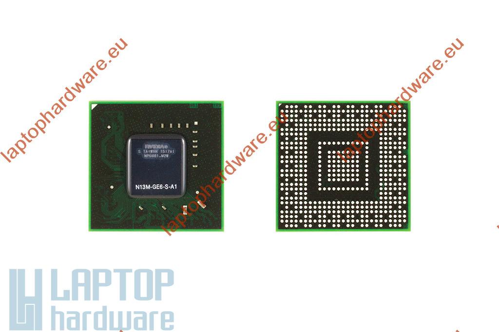 NVIDIA GPU BGA video chip (N13M-GE1-S-A1) csere, videokártya javítás 1 év jótálással