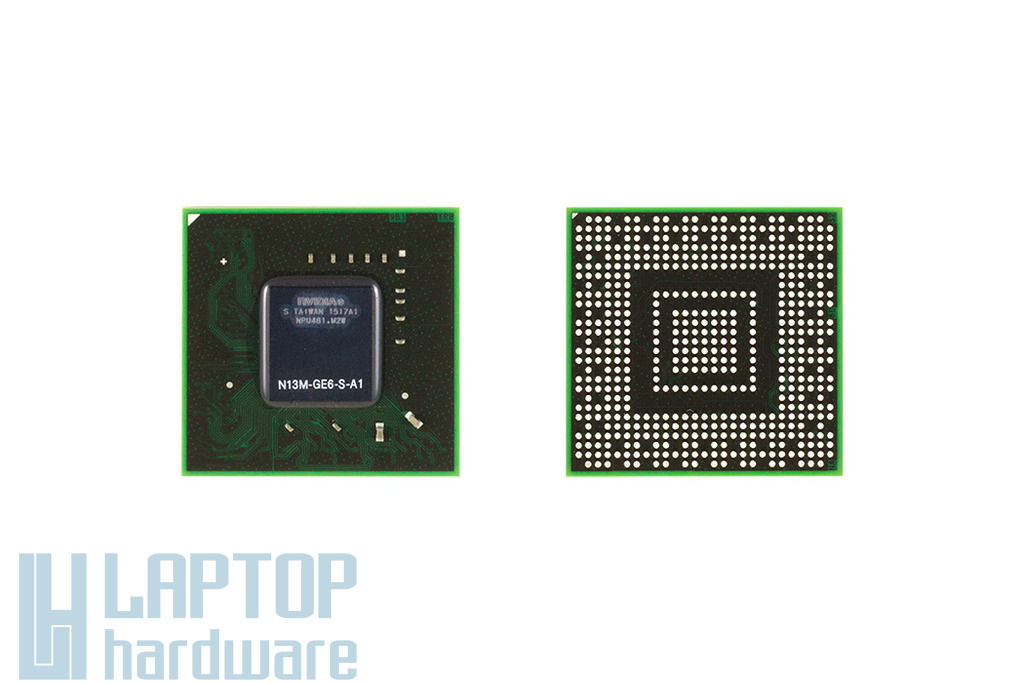 NVIDIA GPU BGA video chip (N13M-GE6-S-A1) csere, videokártya javítás 1 év jótálással