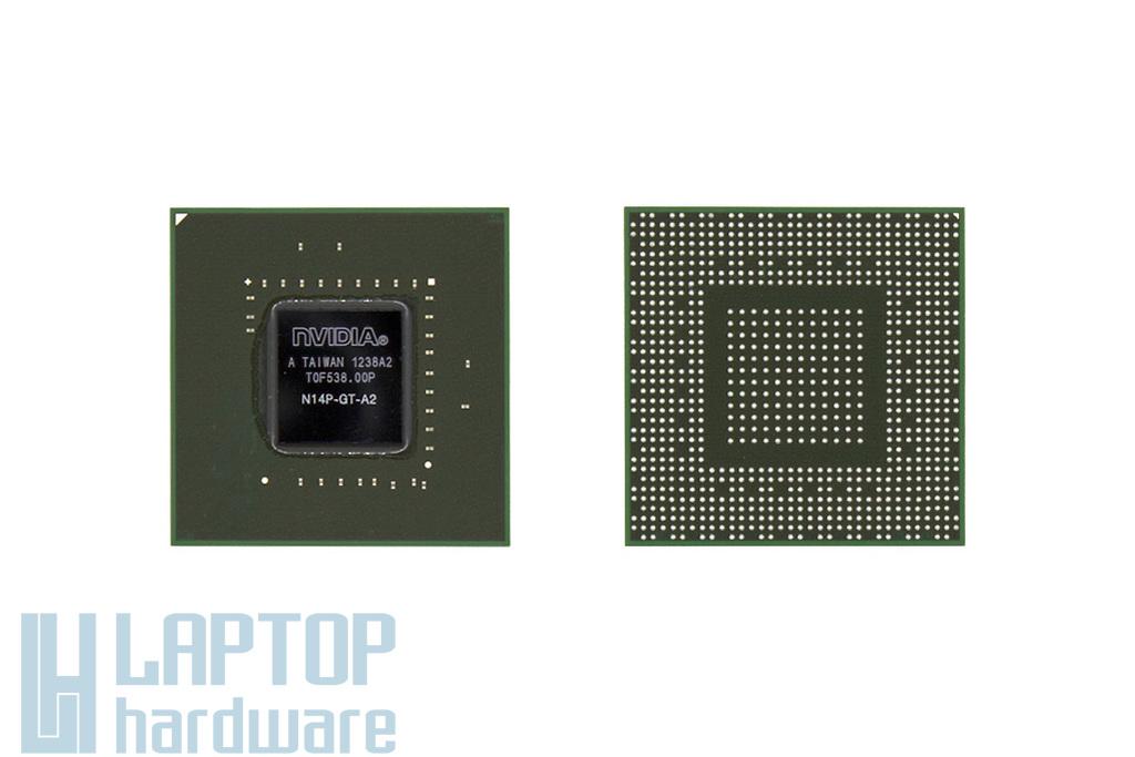 NVIDIA GPU, BGA Video Chip N14P-GT-A2 csere, videokártya javítás 1 év jótálással