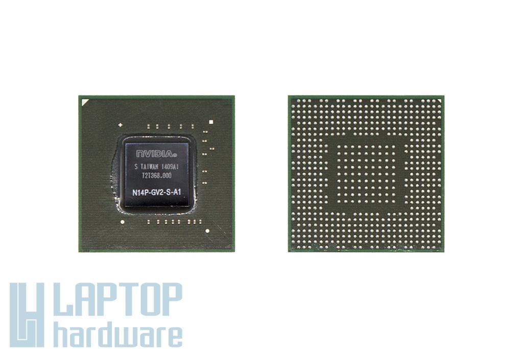 NVIDIA GPU, BGA Video Chip N14P-GV2-S-A1 csere, videokártya javítás 1 év jótálással