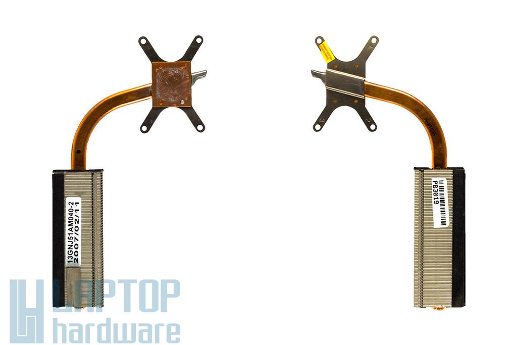 Packard Bell EasyNote AG300 laptophoz használt hőelvezető cső (13GNJ51AM040-2)