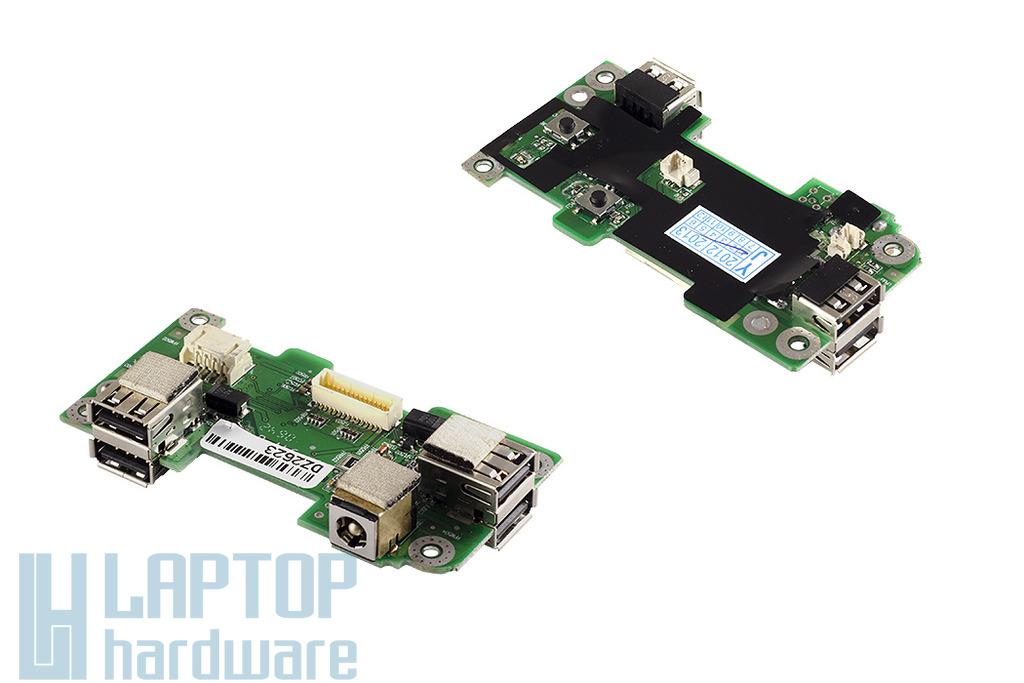Packard Bell EasyNote SW51 gyári új laptop USB/DC panel (7414550000)