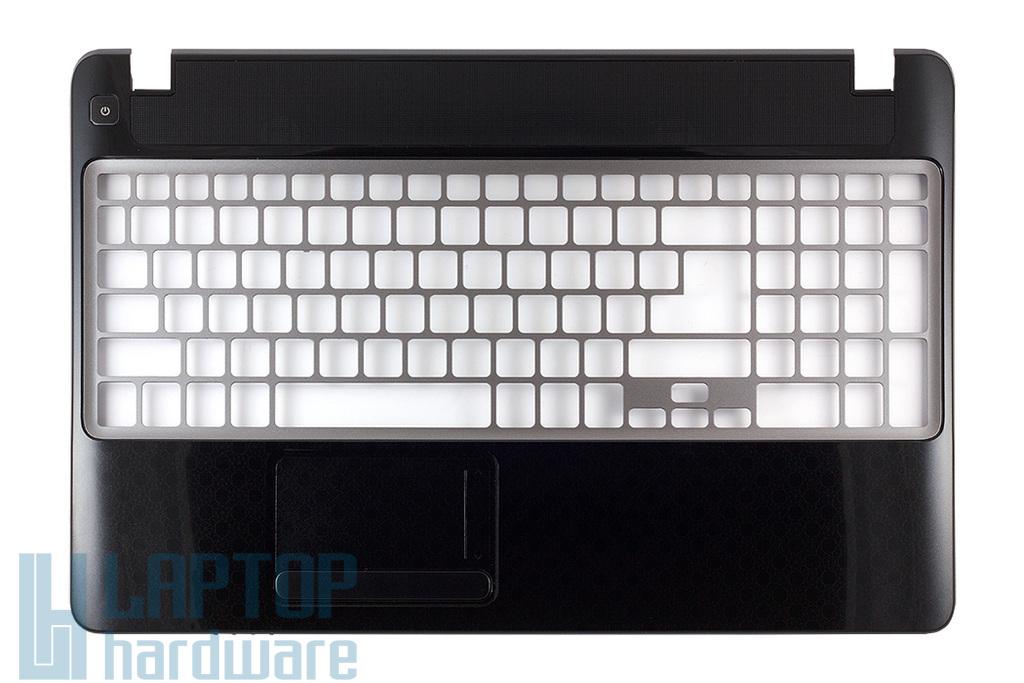 Packard Bell EasyNote TV11HC, TV11CM gyári új fekete-szürke laptop felső fedél (60.C0HN2.002)
