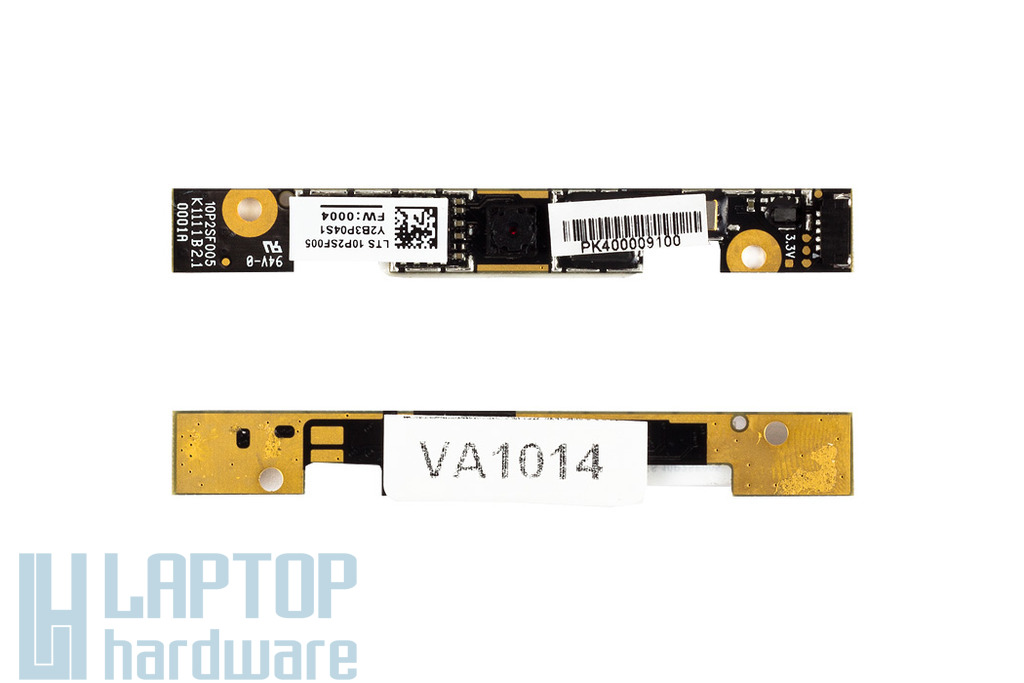 Packard Bell PAV 80 laptophoz használt webkamera (PK400009100)