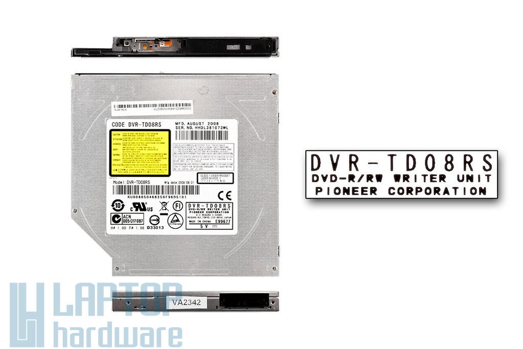 Pioneer SATA használt DVD Író DVR-TD08RS