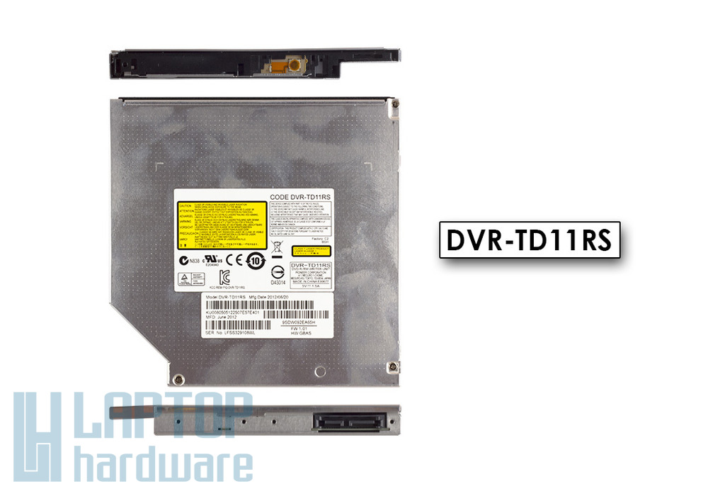 Pioneer SATA használt DVD Író DVR-TD11RS