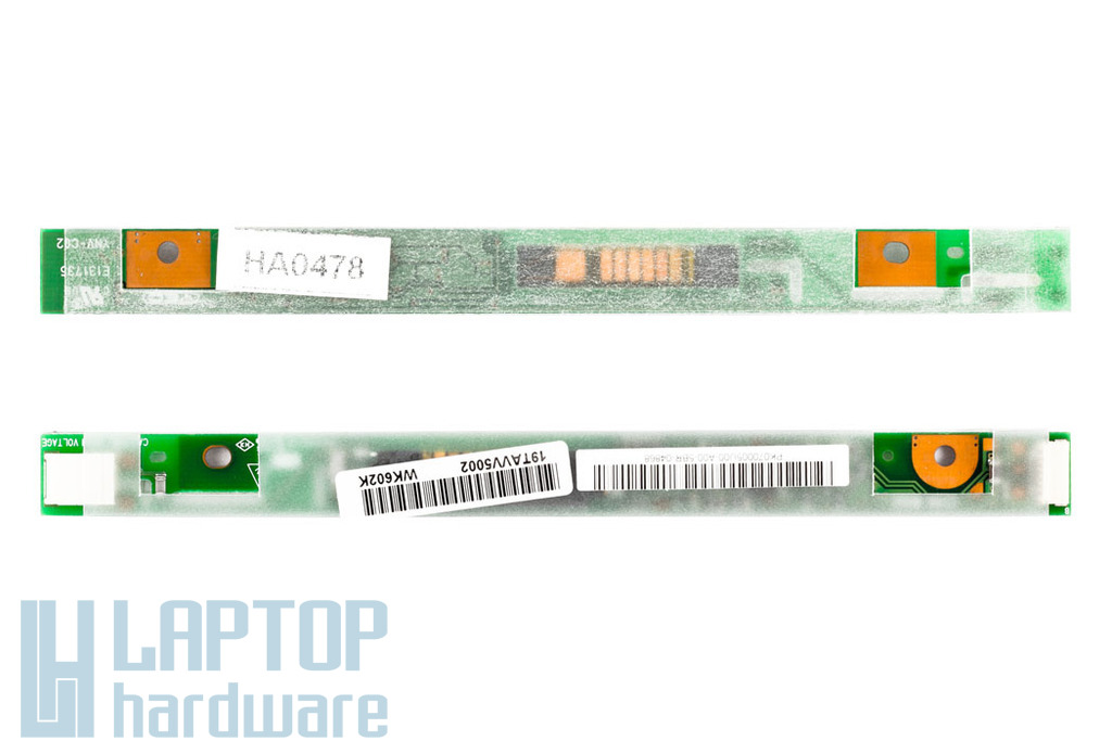 Acer Aspire 5220,5310,5520,5530 laptophoz LCD kijelző inverter (6001709L-E)