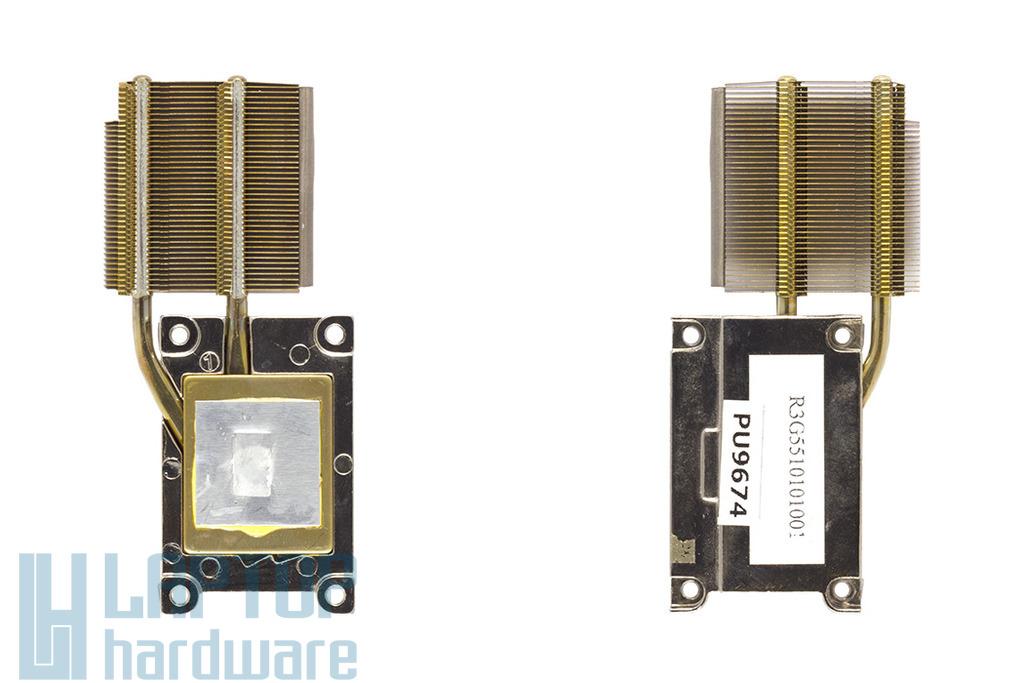 Prestigio 310S laptophoz használt laptop hőelvezető cső (R3G5510101001)
