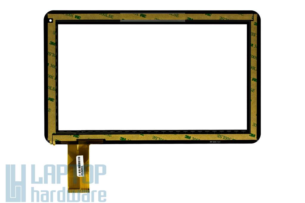 Érintő panel, touchscreen Tabtronics TT-05 tablethez (RP-328A-10.1-FPC-A2, RP-328C-YLH)