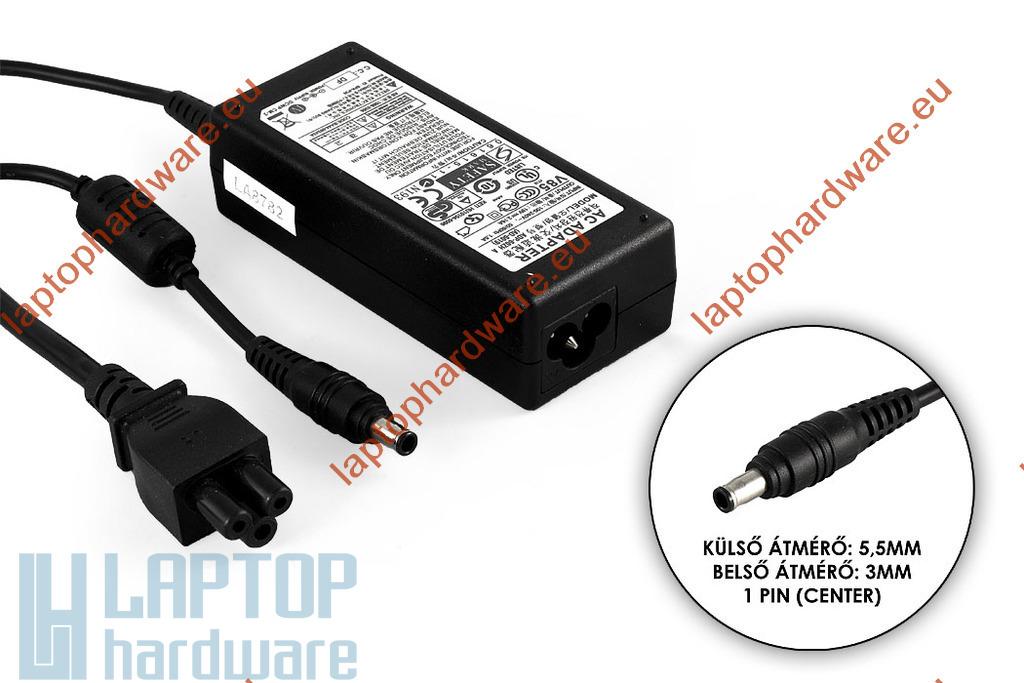 Samsung AD-6019 19V 3.16A 60W (center pin) használt gyári laptop töltő (AD-6019S, AD-6019R)
