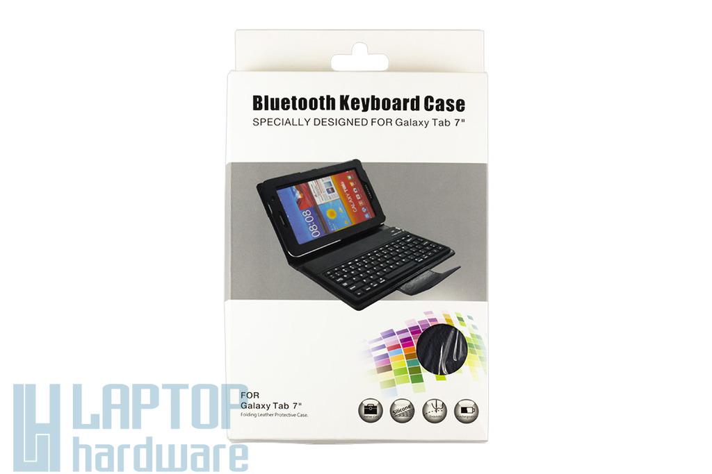 Samsung Galaxy Tab 7 inch-hez  Bluetooth wireless billentyűzet, tokkal