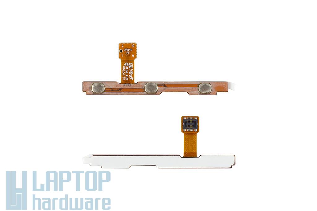 """Samsung Galaxy Tab 8,9"""" gyári új bekapcsoló panel és hangerő szabályzó, power buttom board with volume control"""