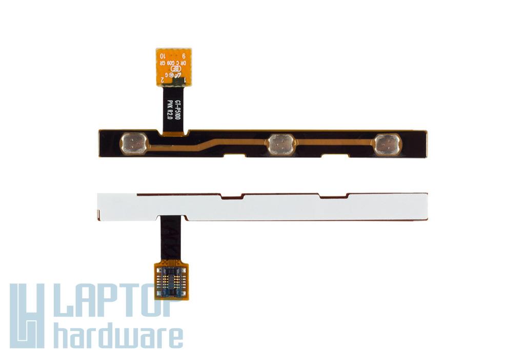 Samsung Galaxy Tab2 gyári új bekapcsoló és hangerő szabályzó panel, GT-P5100, PVK R2.0