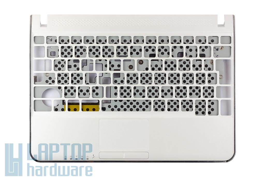 Samsung N210 laptophoz fehér felső fedél touchpaddal, BA75-02431Q