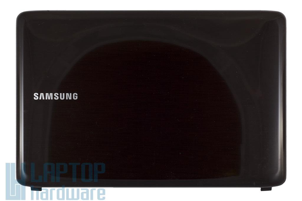 Samsung NP-R540 laptophoz használt LCD hátlap WiFi antennával, BA75-02560A