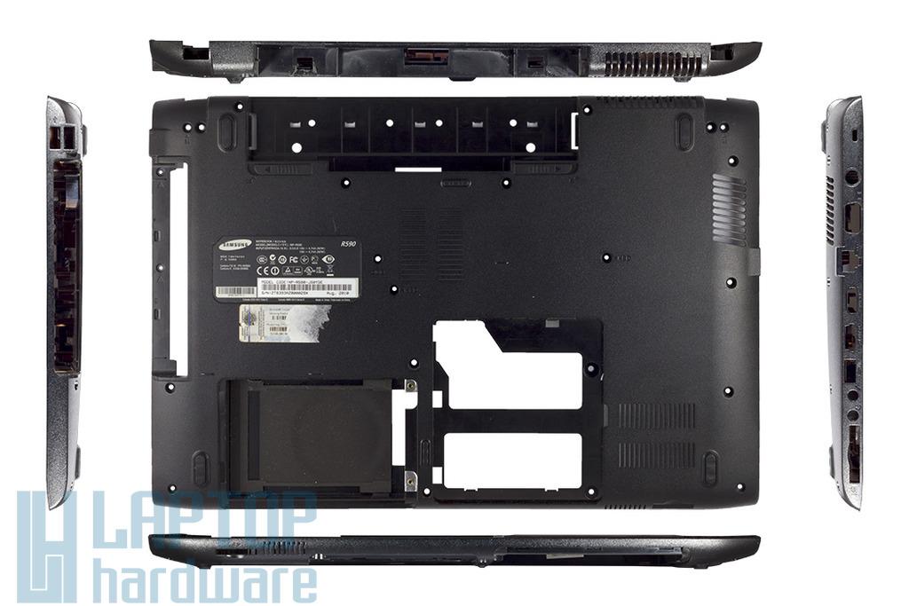 Samsung NP-R590 laptophoz használt alsó fedél, BA75-02366A