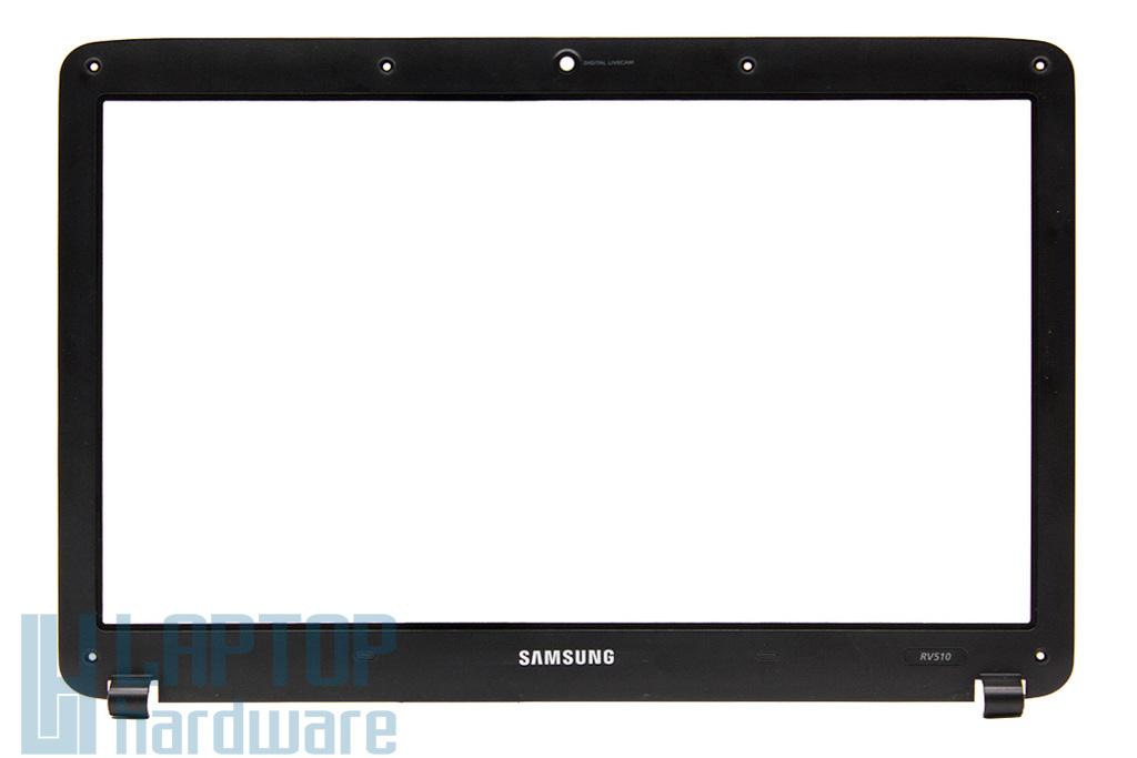 Samsung NP-RV510, NP-RV520 használt laptop LCD keret (BA75-02738A, BA81-11236A)