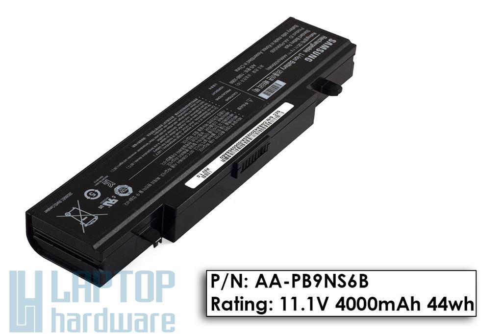 Samsung NP300, R580, RV511 gyári használt 100%-os akku/akkumulátor AA-PB9NS6B