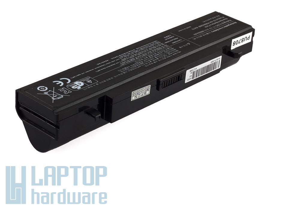 Samsung NP300, R580, RV511 helyettesítő új 9 cellás laptop akku/akkumulátor  AA-PB9NS6B