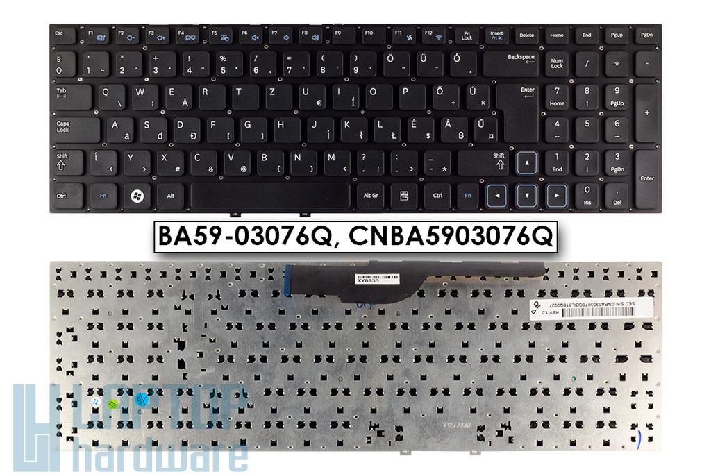 Samsung NP300E5A, NP300V5A gyári új magyar laptop billentyűzet (BA59-03076Q)