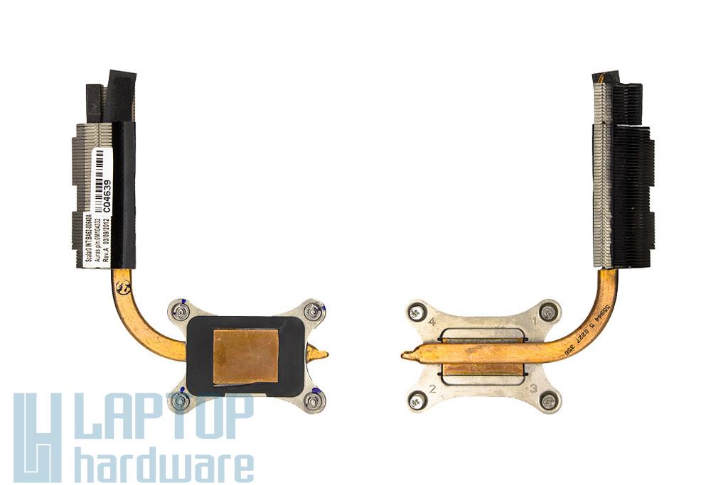 Samsung NP300E5A, NP307E5A használt laptop hűtőborda, heatsink (BA62-00640C, BA62-00640A)