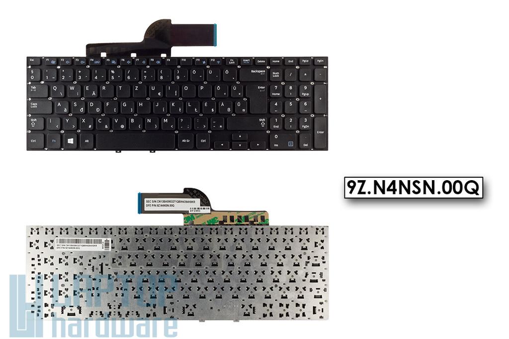 Samsung NP350V5C, NP355V5C gyári új magyar keret nélküli laptop billentyűzet (9Z.N4NSN.00Q)
