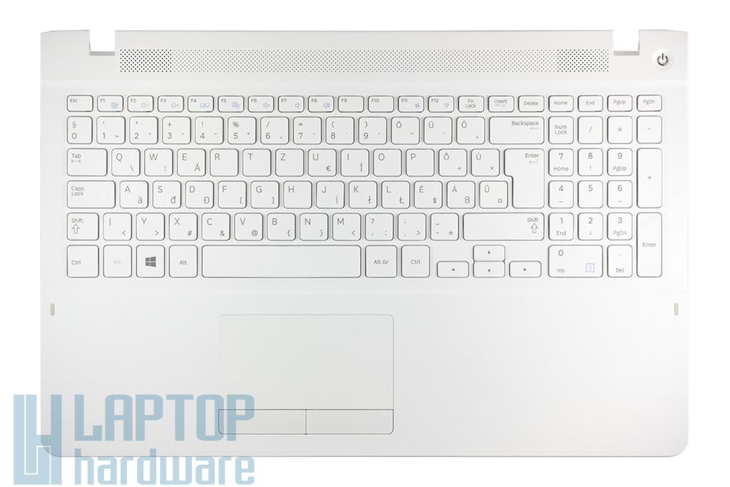 Samsung NP370R5E, NP450R5E gyári új magyar fehér laptop billentyűzet modul (SG-58720-2GA)