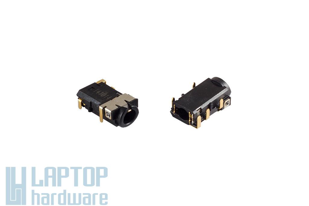 Samsung NP450R5E laptophoz gyári új audio jack csatlakozó