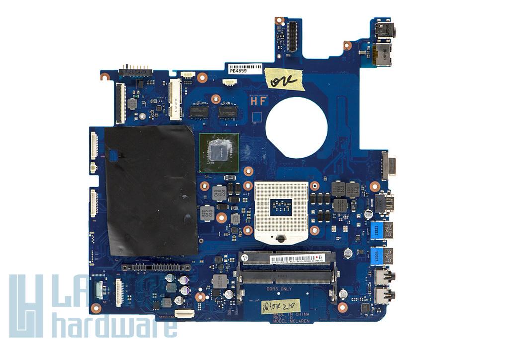 Samsung NP550P5C, NP550P7C használt laptop alaplap (Intel rPGA-989, NVidia) (BA92-09939A)