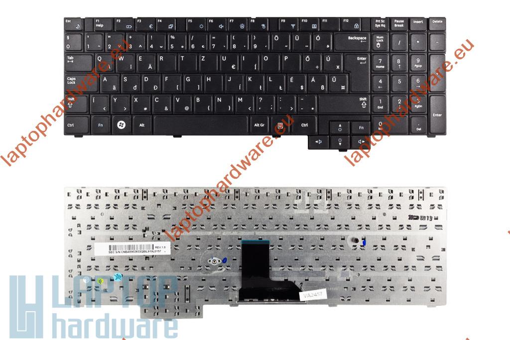 Samsung R528, R530, R620 használt magyar laptop billentyűzet (BA59-02530N, BA59-02833Q)