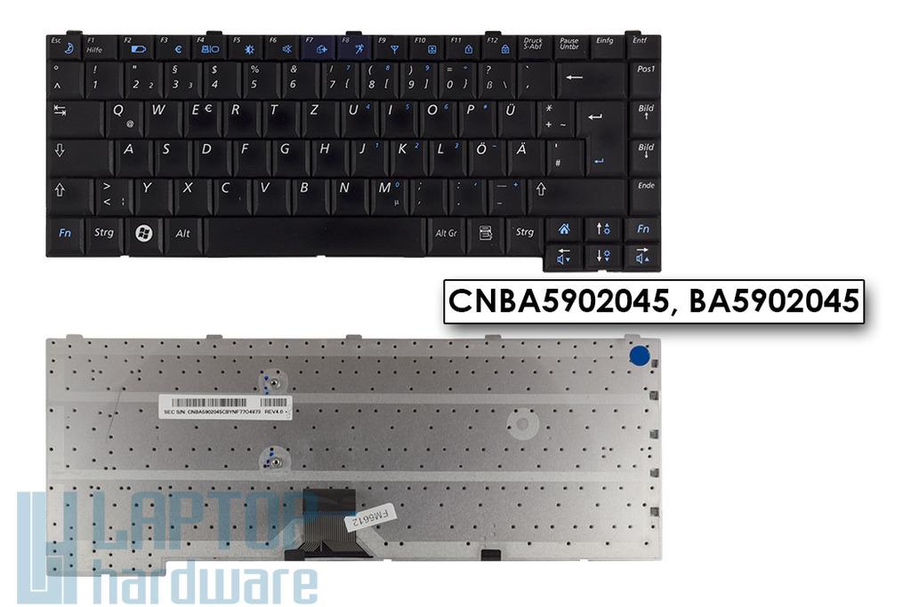 Samsung R70, R510, használt német laptop billentyűzet (CNBA5902045)