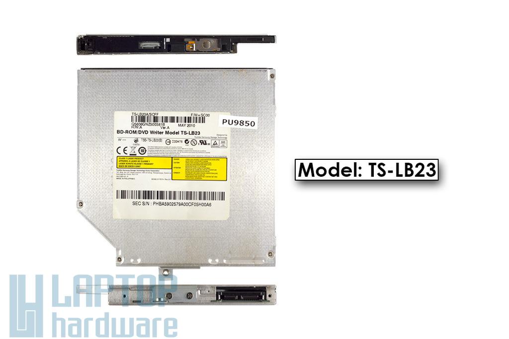 Samsung TS-LB23 használt SATA Blu-Ray olvasó - DVD író, TS-LB23