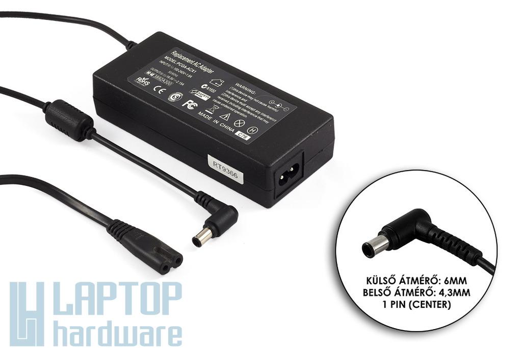 Sony 19.5V 2.15A 40W helyettesítő új netbook töltő (PCGA-ACX1, AC19V2)