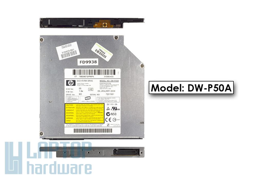 Sony használt IDE laptop DVD-író (DW-P50A)