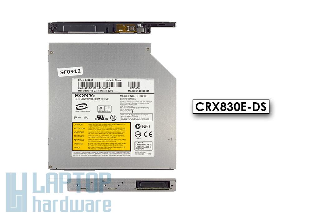 Sony használt IDE laptop DVD-író(CRX830-DS)