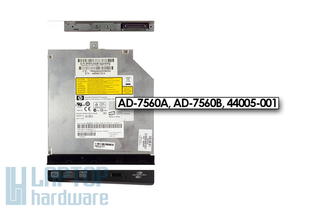 Sony Optiarc használt laptop DVD író (AD-7560)