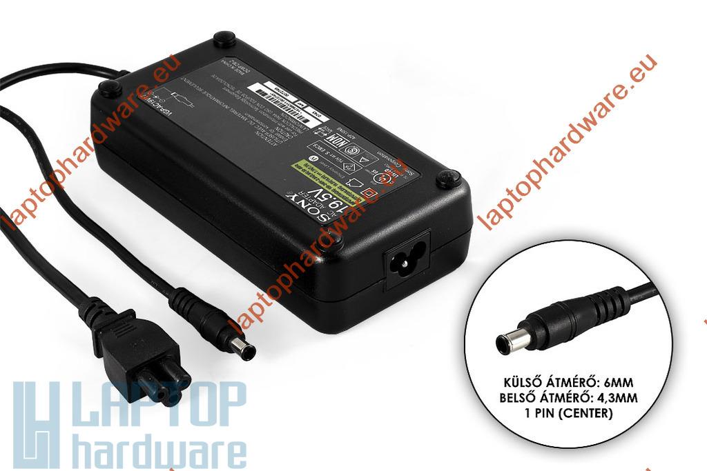 Sony PCGA-AC19V9 19,5V 7,7A használt laptop töltő