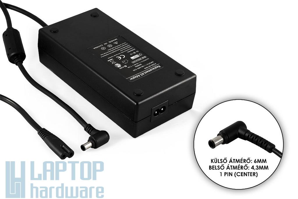 Sony 19.5V 7.7A 150W helyettesítő új laptop töltő (PCGA-AC19V9)